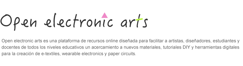 Open Electronic Arts